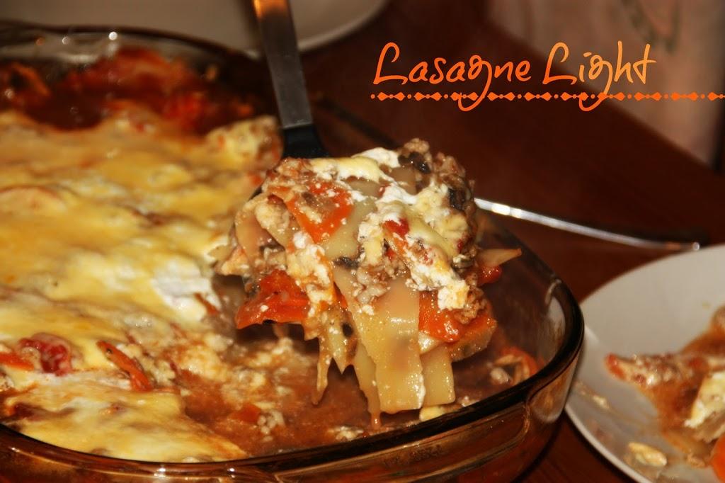 Lasagne Light - Kochliebe