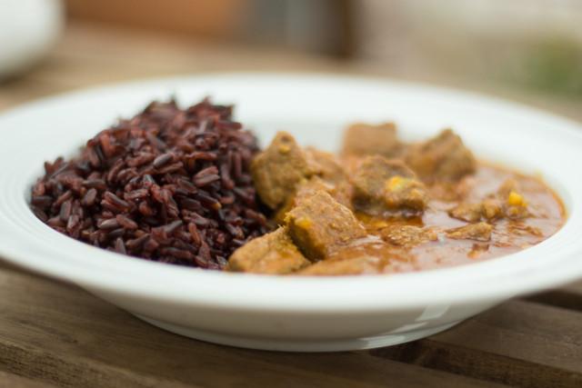Indisches Rindfleisch Curry 6