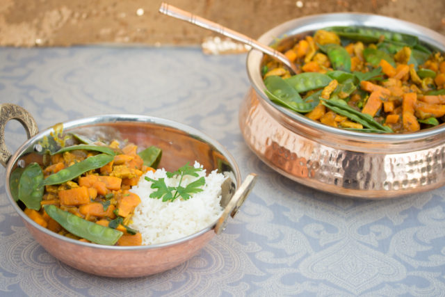 Curry Süßkartoffel 4