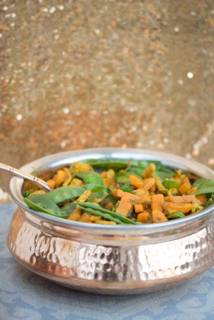 Curry Süßkartoffel 9