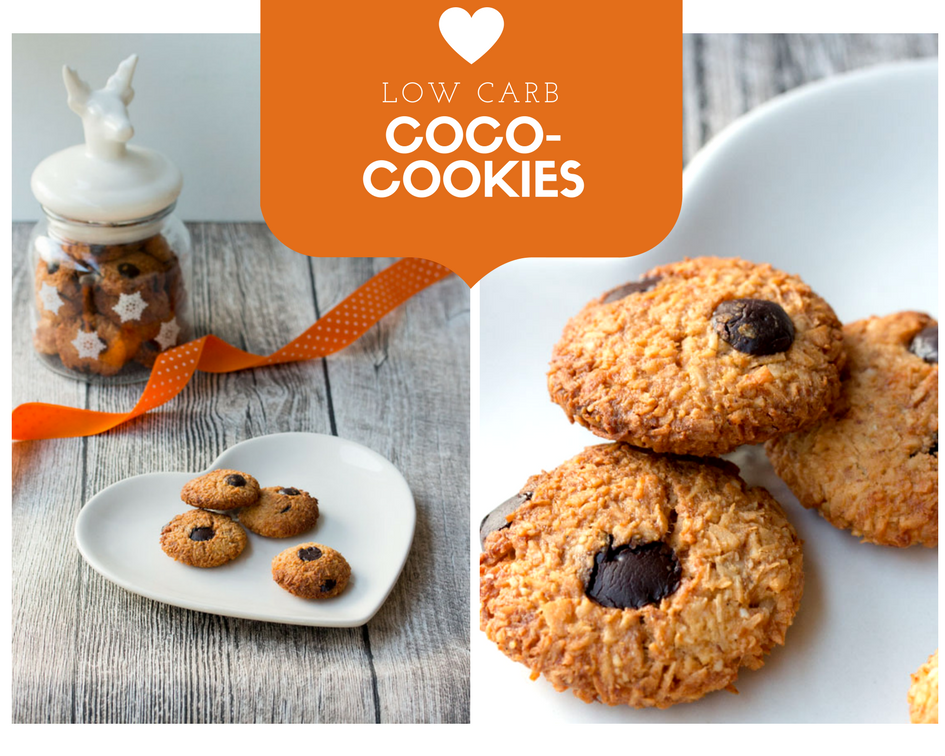 Low Carb Coco-Cookies